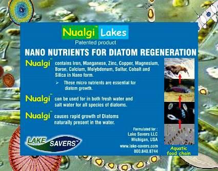 Nualgi Lakes Label